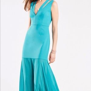 BCBG long dress